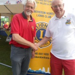 C)President Frank Chalkley & DG Paul Stafford